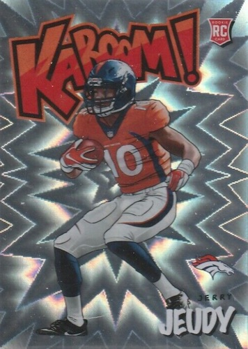 Top 2020 NFL Rookies Guide and Football Rookie Card Hot List 14