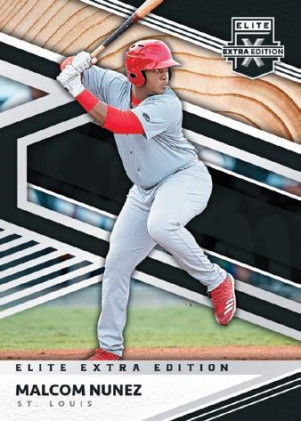 2020 Panini Elite Extra Edition Baseball Cards 3