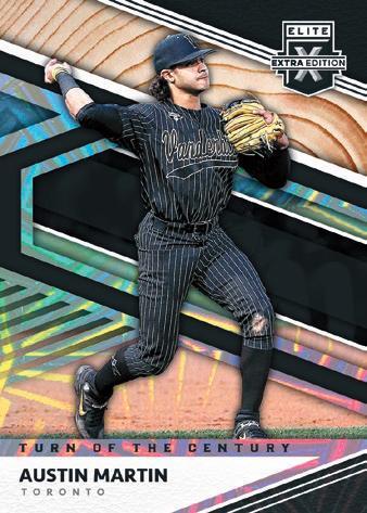 2020 Panini Elite Extra Edition Baseball Cards 5