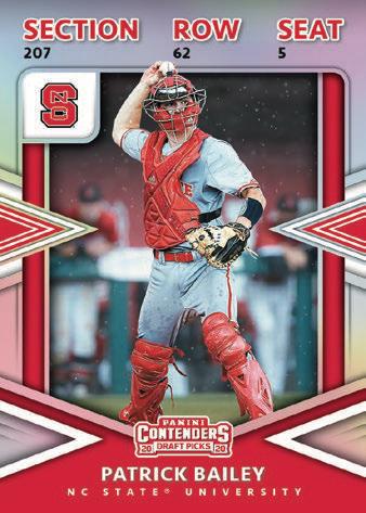 2020 Panini Elite Extra Edition Baseball Cards 6