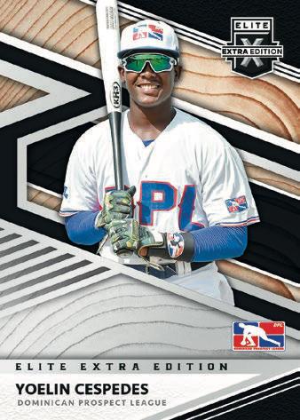 2020 Panini Elite Extra Edition Baseball Cards 4