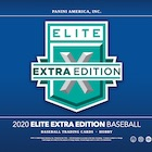 2020 Panini Elite Extra Edition Baseball Cards