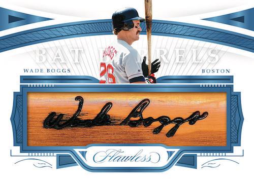 2020 Panini Flawless Baseball Cards 9