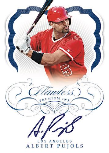 2020 Panini Flawless Baseball Cards 7