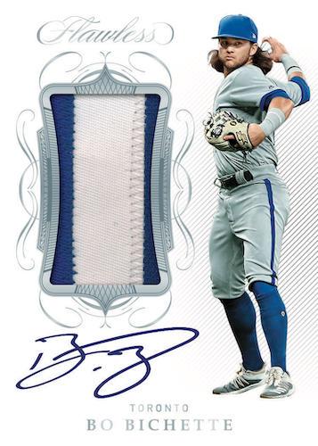 2020 Panini Flawless Baseball Cards 5