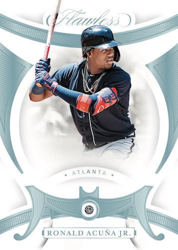 2020 Panini Flawless Baseball Cards 3