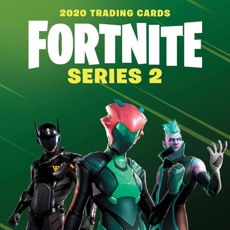 Fortnite trading card nº 155-dorsale-RARE-Crystal FOIL parallèle