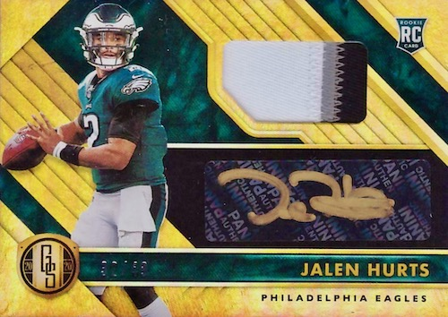 Top 2020 NFL Rookies Guide and Football Rookie Card Hot List 5