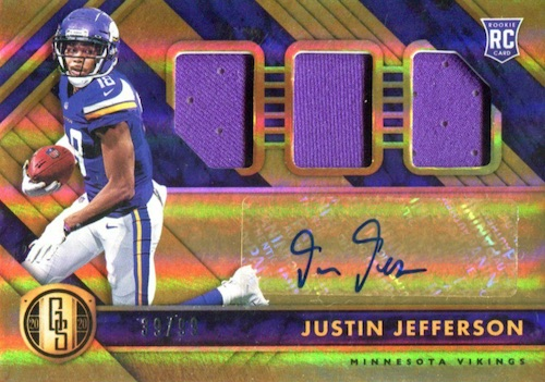 Top 2020 NFL Rookies Guide and Football Rookie Card Hot List 17