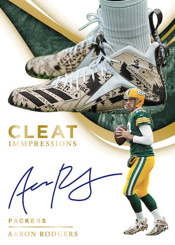 2020 Panini Immaculate Collection Football Cards - Checklist Added 4