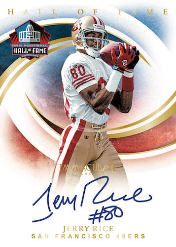 2020 Panini Immaculate Collection Football Cards - Checklist Added 5