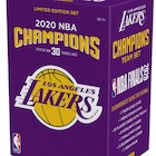 2020 Panini Los Angeles Lakers NBA Champions Team Set Basketball Cards