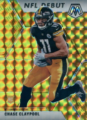 Top 2020 NFL Rookies Guide and Football Rookie Card Hot List 20
