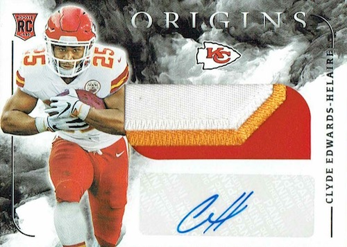 Top 2020 NFL Rookies Guide and Football Rookie Card Hot List 6