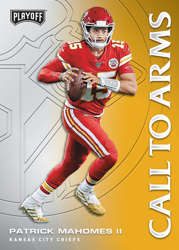 2020 Panini Playoff Football Cards 4