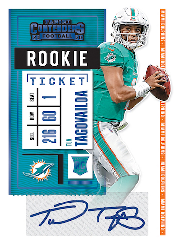 2020 Panini Playoff Football Cards 5