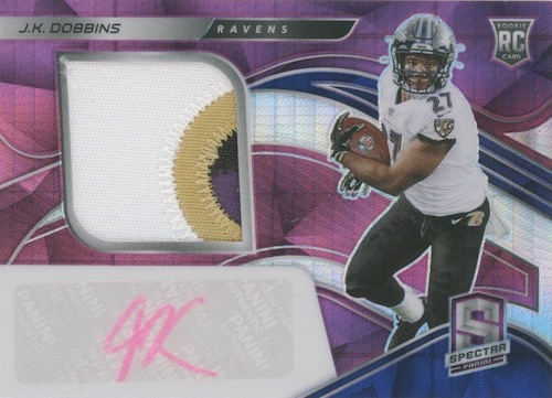 Top 2020 NFL Rookies Guide and Football Rookie Card Hot List 10