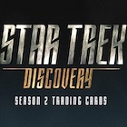 2020 Rittenhouse Star Trek Discovery Season 2 Trading Cards