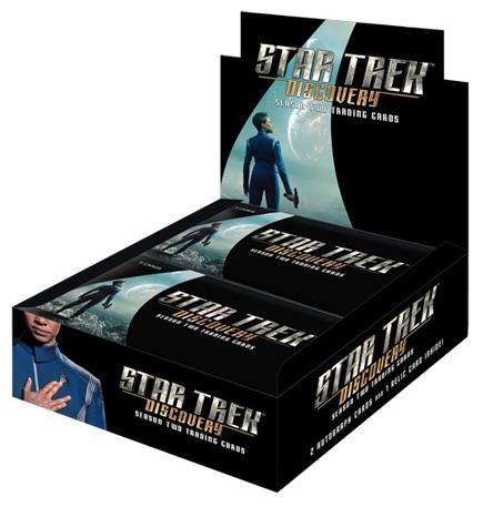 2020 Rittenhouse Star Trek Discovery Season 2 Trading Cards 8