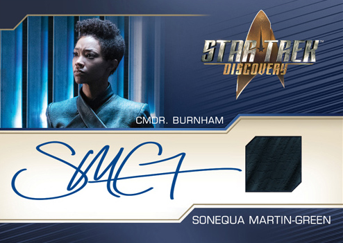 2020 Rittenhouse Star Trek Discovery Season 2 Trading Cards 6