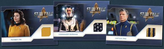 2020 Rittenhouse Star Trek Discovery Season 2 Trading Cards 5