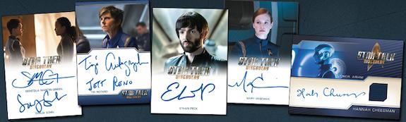 2020 Rittenhouse Star Trek Discovery Season 2 Trading Cards 4
