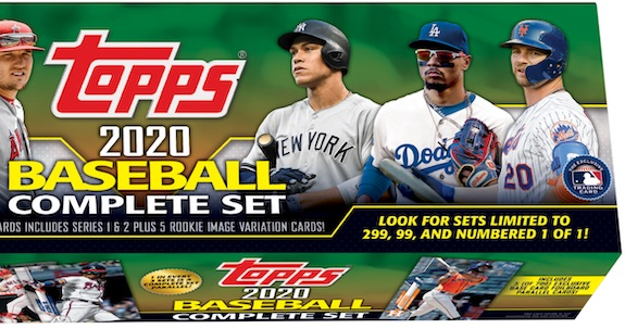 2020 Topps Baseball Complete Factory Set Guide and Exclusives Checklist 7
