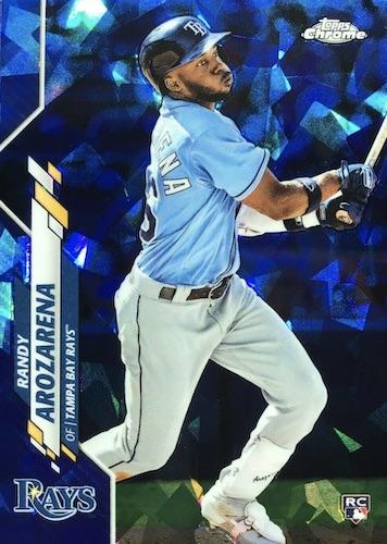 randy arozarena rookie cards top list best prospects buying gallery randy arozarena rookie cards top list