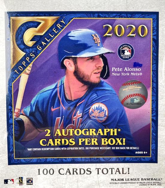 2020 Topps Gallery Baseball Cards 5
