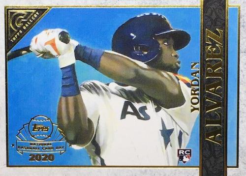 2020 Topps Gallery Baseball Cards 4