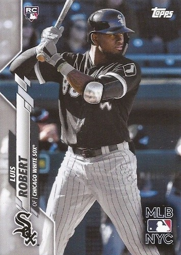 2020 Topps MLB NYC Store Exclusive Baseball Cards 1