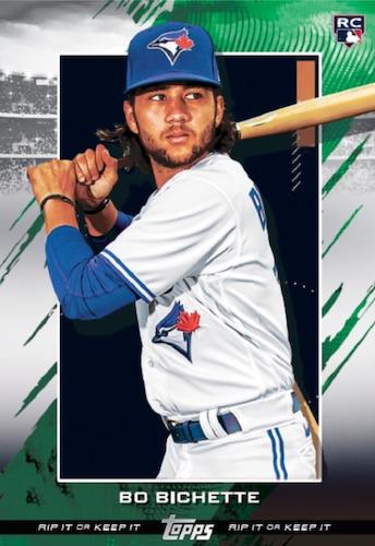 2020 Topps Rip Baseball Cards 3