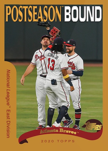 2020 Topps Throwback Thursday Baseball Cards - Set 52 42