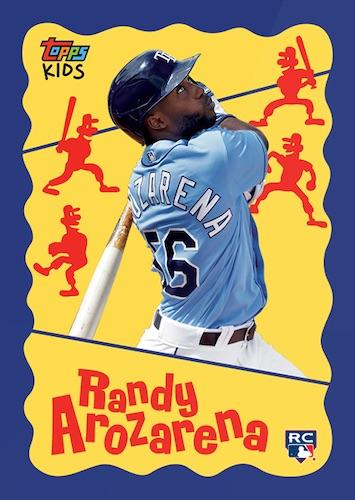 2020 Topps Throwback Thursday Baseball Cards - Set 52 44