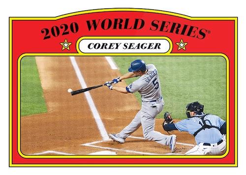 2020 Topps Throwback Thursday Baseball Cards - Set 52 46