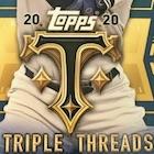 2020 Topps Triple Threads Baseball Cards