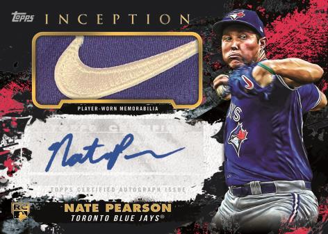 2021 Topps Inception Baseball Cards - Checklist Added 8