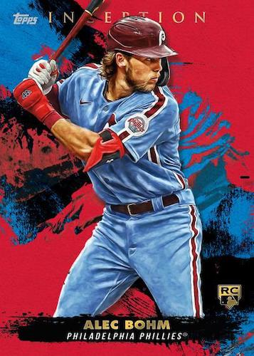 2021 Topps Inception Baseball Cards - Checklist Added 4