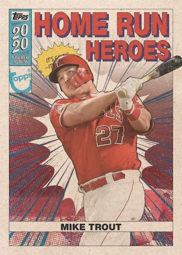 2021 Topps MLB Sticker Collection Baseball Cards 5