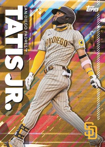 2021 Topps MLB Sticker Collection Baseball Cards 3
