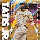 2021 Topps MLB Sticker Collection Baseball Cards