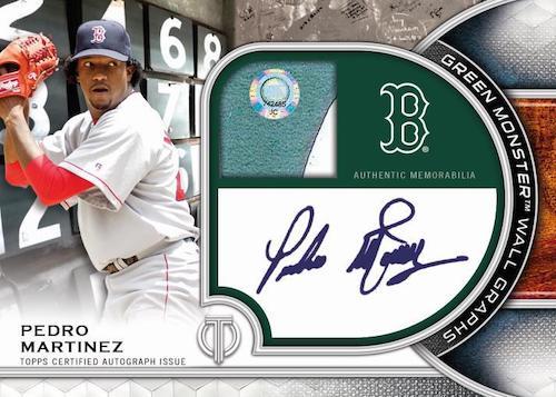 2021 Topps Tribute Baseball Cards - Checklist Added 6