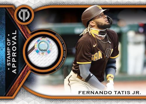 2021 Topps Tribute Baseball Cards 7
