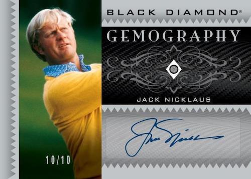 2021 Upper Deck Artifacts Golf Cards 9