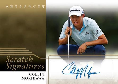 2021 Upper Deck Artifacts Golf Cards 4