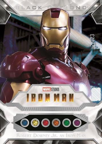 2021 Upper Deck Marvel Black Diamond Trading Cards 6