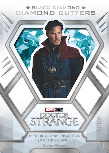 2021 Upper Deck Marvel Black Diamond Trading Cards 3