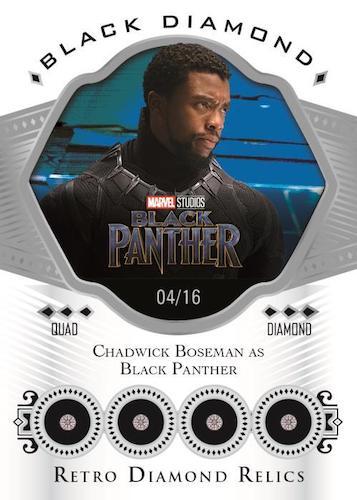 2021 Upper Deck Marvel Black Diamond Trading Cards 7
