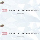 2021 Upper Deck Marvel Black Diamond Trading Cards - Checklist Added