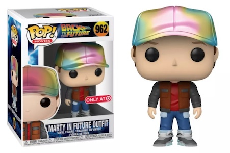 Ultimate Funko Pop Back to the Future Figures Gallery and Checklist 18